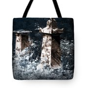 Checkmate Tote Bag by Helga Novelli