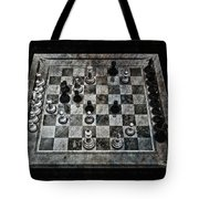 Checkmate In One Move Tote Bag