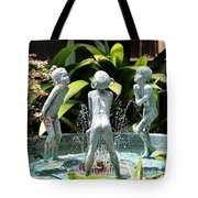Cheekwood Fountain Tote Bag