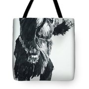 Cheela Captive Wild Woman Tote Bag
