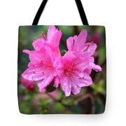Cheerful Rain Tote Bag