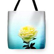 Cheerful Yellow Rose Tote Bag