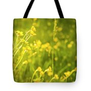 Cheery Buttercups Tote Bag