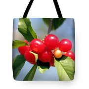 Cheery Cherries Tote Bag