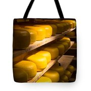 Cheese Factory Tote Bag
