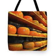 Cheese In Holland Tote Bag