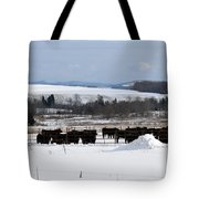 Cheese Makers With A View Tote Bag