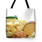 Cheese Slices Tote Bag