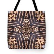 Cheetah Cross Tote Bag