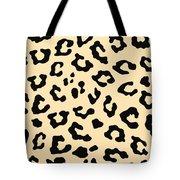 Cheetah Fur Tote Bag