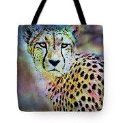 Cheetah Viii Tote Bag