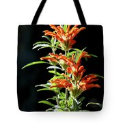 Cheeto Plant Portrait Tote Bag