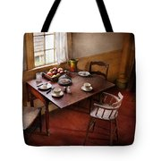 Chef - Kitchen - Kids Breakfast Is Ready  Tote Bag