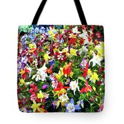 Chelsea Flower Show Tote Bag