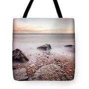 Chemical Beach Tide Tote Bag