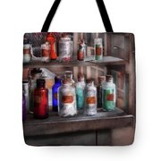 Chemistry - Ready To Experiment  Tote Bag