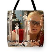 Chemistry Homework Help Solve By Experts In Few Seconds Only  Tote Bag