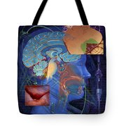 Chemotherapy-induced Nausea And Vomiting Tote Bag