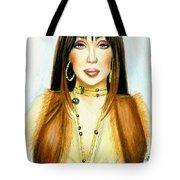 Cher Tote Bag