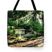 Cherie's Garden Tote Bag