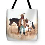 Cherokee Lighthorse Tote Bag