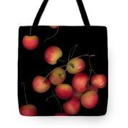 Cherries Multiplied Tote Bag