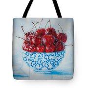 Cherrismatic Bowl Tote Bag