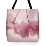 Cherry Blossom Froth Tote Bag