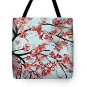 Cherry Blossoms V 201631 Tote Bag