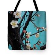 Cherry Branch Tote Bag