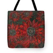 Cherry Brandy Tote Bag by David Sutter
