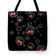 Cherry-bubs Tote Bag