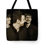 Cherry Ghost Tote Bag