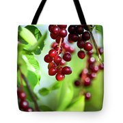 Cherry Jubilee Tote Bag