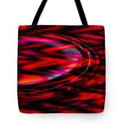 Cherry Red- Tote Bag