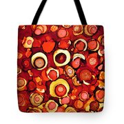 Cherry Tarts Tote Bag