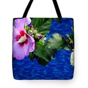 Cherry Throat Tote Bag