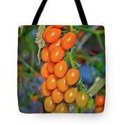 Cherry Tomatoes Tote Bag
