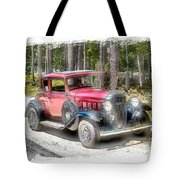 Cherry Wine Tote Bag