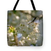 Cherryblossom In Focus Tote Bag