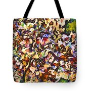 Cherryvangogh Tote Bag