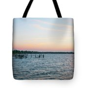 Chesapeake Bay - Piney Point Maryland Tote Bag