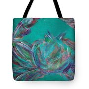 Chesapeake Blue Tote Bag