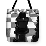 Chess Pano Tote Bag