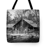 Chesser Island Homestead Tote Bag