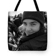 Chessy Smile Tote Bag