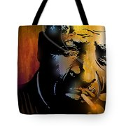 Chester Burnett Tote Bag by Paul Sachtleben