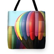 Chester County Balloon Fest 8765 Tote Bag