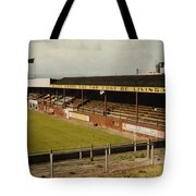 Chester - Sealand Road - Main Stand 1 - 1969 Tote Bag