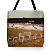 Chester - Sealand Road - Main Stand 2 - 1979 Tote Bag
